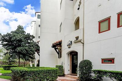 Houston Condo/Townhouse For Sale: 307 Calle Sevilla Place