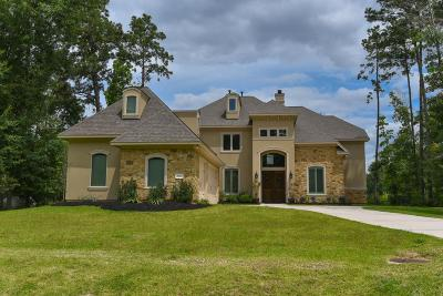 Huffman Single Family Home For Sale: 28411 Monterey Cliff Lane