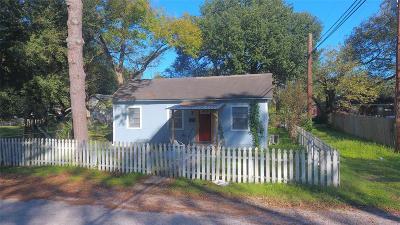 Trinity County Single Family Home For Sale: 108 Josephine Street