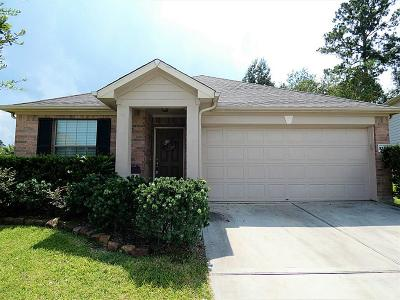 Kingwood Single Family Home For Sale: 2701 Sandberry Drive