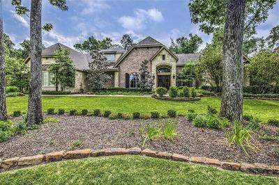 Kingwood TX Single Family Home For Sale: $1,950,000