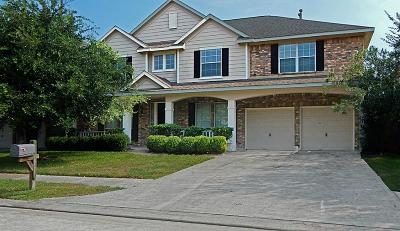 Tomball Single Family Home For Sale: 22418 Serrano Lake Court