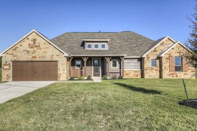 Hockley Single Family Home For Sale: 24602 Seatrout Drive