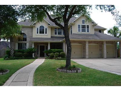 Sugar Land Single Family Home For Sale: 3935 Garnet Falls