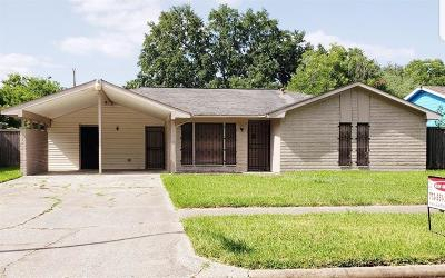 Houston Single Family Home For Sale: 5622 Newquay Street