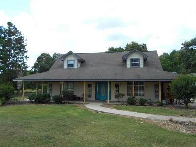 Liberty Single Family Home For Sale: 1305 County Road 2089