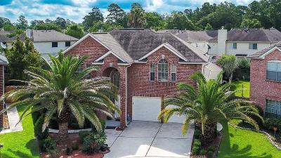 Kingwood Single Family Home For Sale: 21812 Highland Glade Court