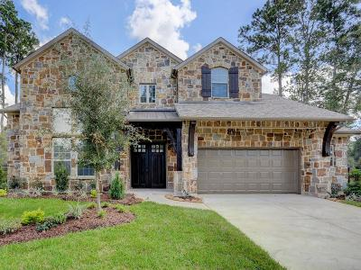 The Woodlands Single Family Home For Sale: 61 Seasonal Crest