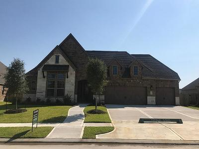 Houston Single Family Home For Sale: 18014 Calavatra Lane