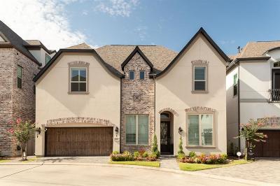 Houston Single Family Home For Sale: 8515 S Rose Terrace Lane