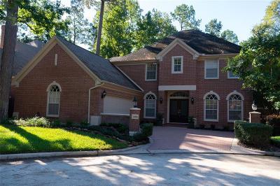 Houston Single Family Home For Sale: 3406 Kingsway Court