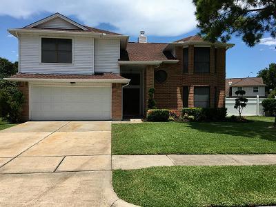 Deer Park Single Family Home For Sale: 1313 Garden Park Drive