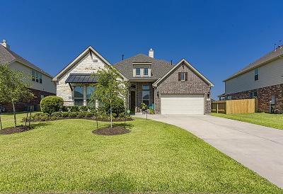 League City, League Single Family Home For Sale: 3065 Tradinghouse Creek Lane