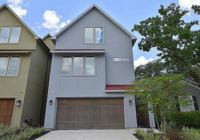 Single Family Home For Sale: 2519 McClendon Street