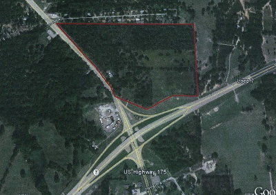 Athens Acreage For Sale: 6096 Us Hwy 175 W