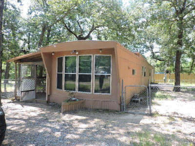 Mabank Single Family Home For Sale: 209 Sioux Trail