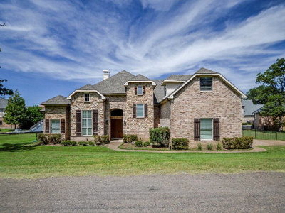 Mabank Single Family Home For Sale: 224 Hide-A-Way