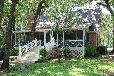 Mabank Single Family Home For Sale: 140 First Oak Drive