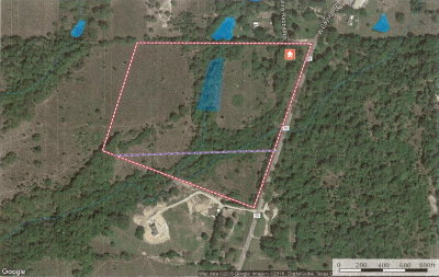 Acreage For Sale: 5820 Fm 59