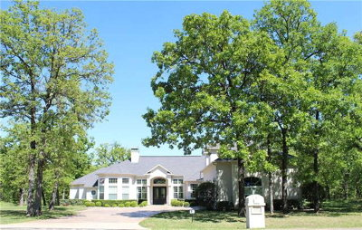 Mabank Single Family Home For Sale: 208 Colonial