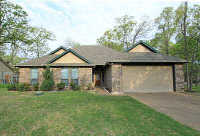 Mabank Single Family Home For Sale: 105 Southern Pine Place