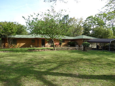 Athens Single Family Home For Sale: 7085 Fm 2494