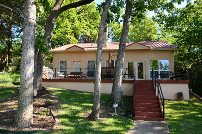 Mabank Single Family Home For Sale: 126 Lowe Drive