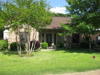 Mabank Single Family Home For Sale: 123 King Arthur