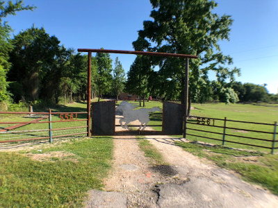Athens Acreage For Sale: 5561 Fm 2709