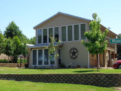 Mabank Single Family Home For Sale: 223 Whispering Oaks Trail
