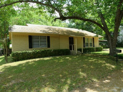 Athens TX Single Family Home For Sale: $92,500