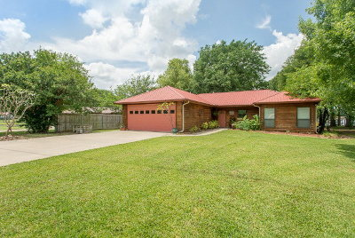 Trinidad Single Family Home For Sale: 121 Xit Ranch Road