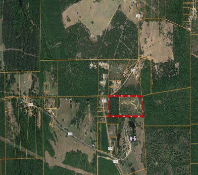 Acreage For Sale: 1 County Road 4319