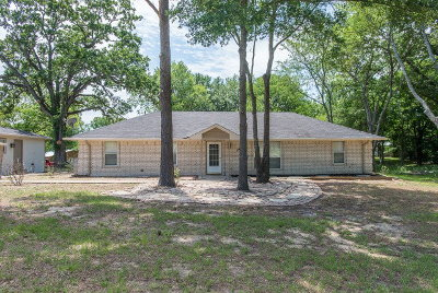 Malakoff Single Family Home For Sale: 120 Harris Boulevard