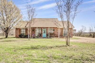 Mabank Single Family Home For Sale: 18660 Tarlton Road