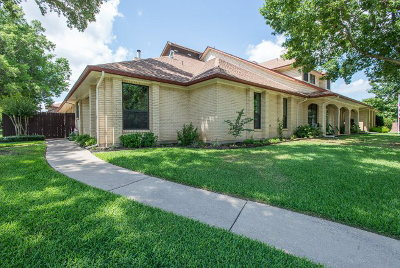 Single Family Home For Sale: 822 Windmill Lane