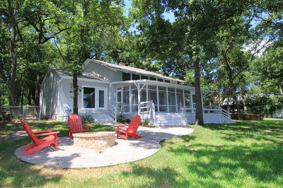 Mabank Single Family Home For Sale: 2147 Lakeview
