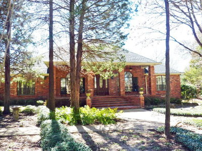 Single Family Home For Sale: 4601 Dickens Lane