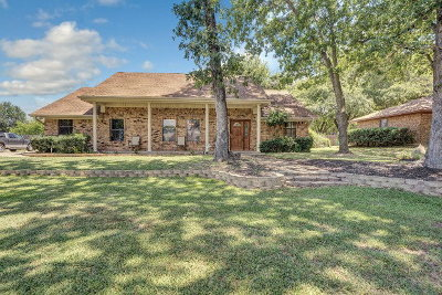 Single Family Home For Sale: 10633 Buddy Parker Road