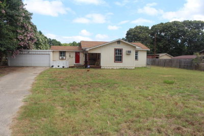 Single Family Home For Sale: 2154 County Road 4817