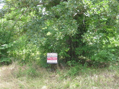 Malakoff Residential Lots & Land For Sale: 468 Point La Vista
