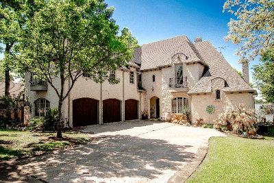 Mabank Single Family Home For Sale: 129 Pinehurst Drive