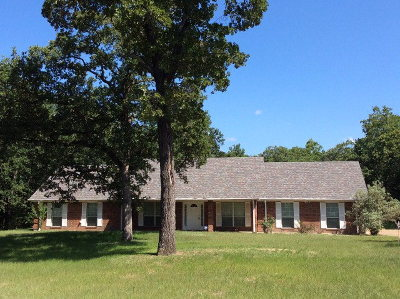 Athens TX Single Family Home For Sale: $235,000