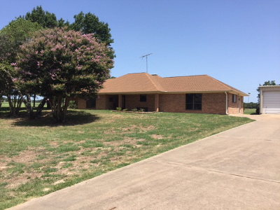 Athens Single Family Home For Sale: 3885 Fm 317