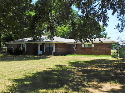 Malakoff Single Family Home For Sale: 15314 Fm 3062