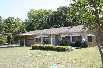 Mabank Single Family Home For Sale: 145 King Arthur Road