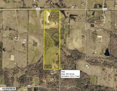 Athens Acreage For Sale: Fm 2752