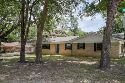 Athens TX Single Family Home For Sale: $119,000
