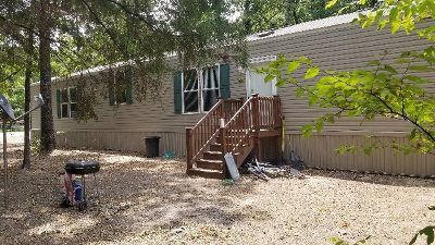 Single Family Home For Sale: 125 Chillacothe Trail