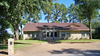 Athens TX Single Family Home For Sale: $249,000